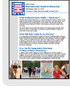 National Senior Health & Fitness Day Fact Sheet