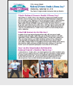National Women's Health & Fitness Day Fact Sheet